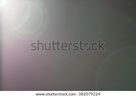 Abstract background of beautiful light flare. - stock photo