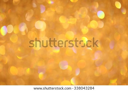 abstract background of circles bokeh