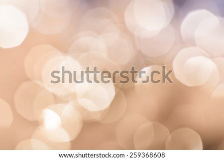 abstract background of light bokeh