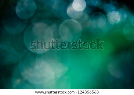 Abstract background of multicolored spots of light. - stock photo