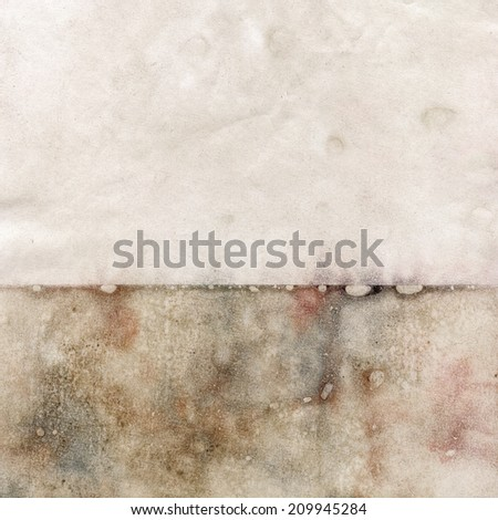 abstract background of old paper - stock photo