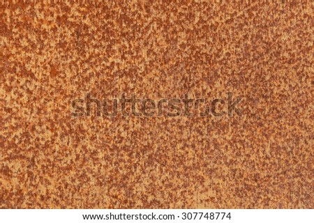 abstract background of old stained metal surface texture - stock photo