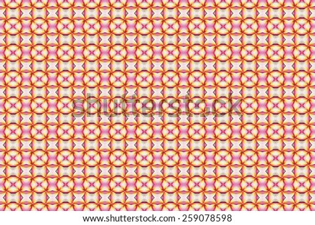 abstract background of seamless pattern, abstract pattern - stock photo