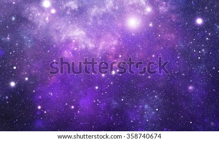 Abstract background of the universe