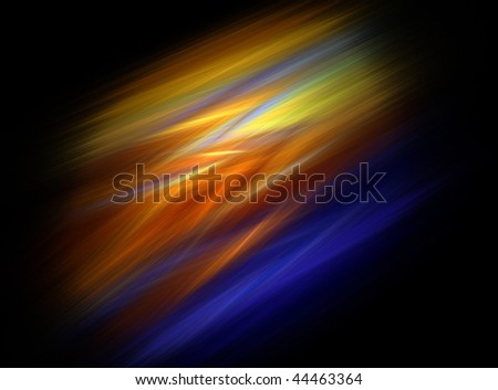 abstract background on colored background