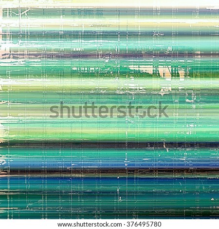 Abstract background or texture. With different color patterns: yellow (beige); blue; green; white; cyan - stock photo