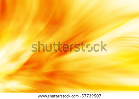 abstract background orange blurred line texture - stock photo