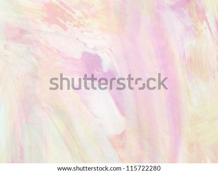 abstract background painting - stock photo