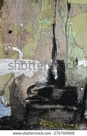 abstract background painting and texture