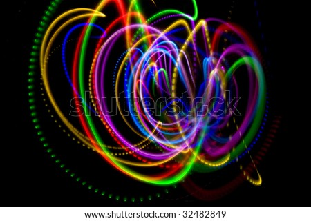 Abstract Background - PowerPoint or Design Presentation - stock photo