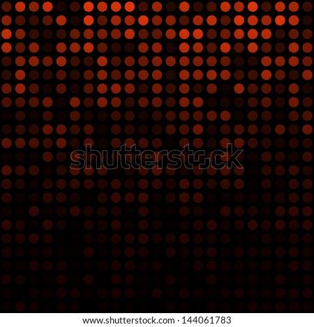 Abstract  Background, raster illustration