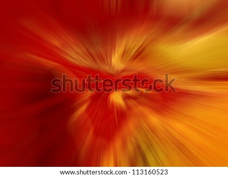 Abstract background red