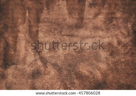 Abstract Background. Sepia Paper Texture - stock photo