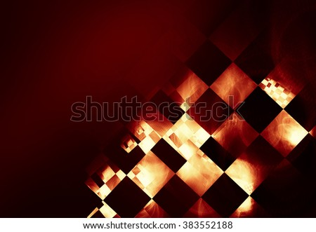"""Abstract background, texture of a checkered flag. Pattern for topics race, rally, car, automobile races. Grungy texture, is """"dirty"""" and some """"graininess"""". - stock photo"""