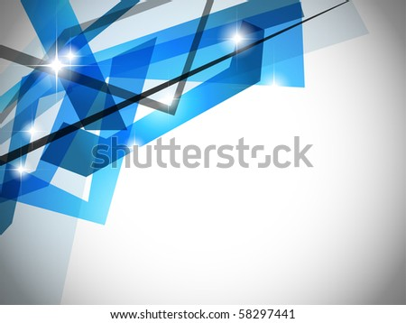Abstract background that you can use it for business card.Vector version available in my gallery. - stock photo