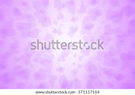 Abstract background to the Valentine's day  - stock photo