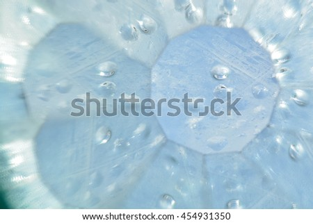 Abstract background, water