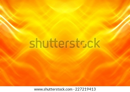 abstract background waves. orange abstract background.