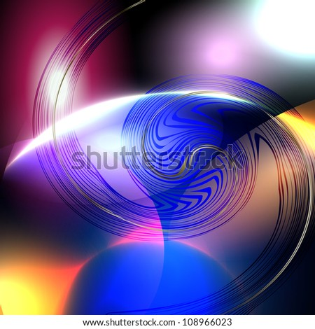 abstract background with a geometrical ornament. raster version