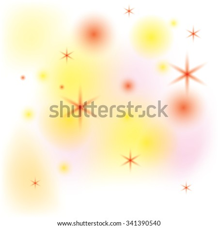abstract  background with blurred colors - stock photo