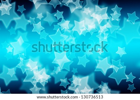 abstract background with colorful star texture