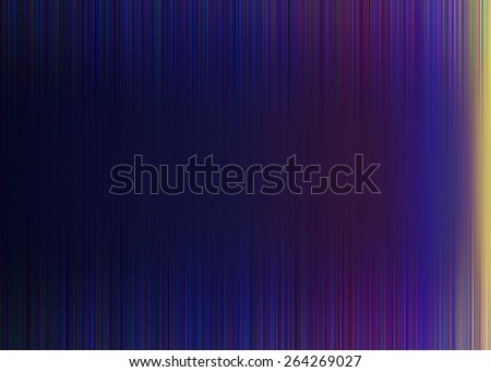 Abstract background with colorful vertical thin stripes. Illustration