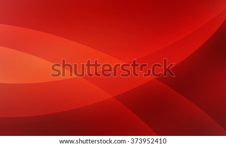 abstract background with curved lines and layers pattern - stock photo