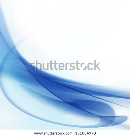 Abstract background with custom