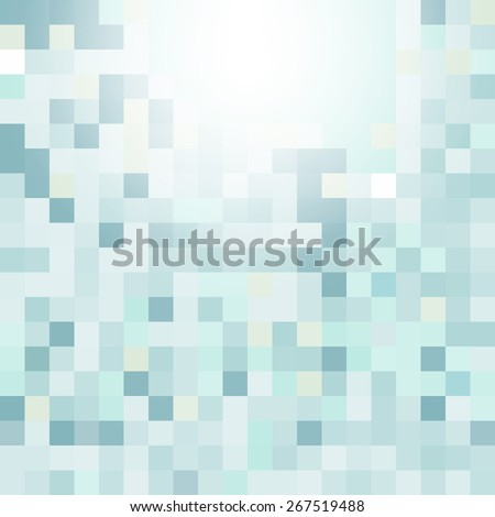 Abstract background with geometric elements - stock photo