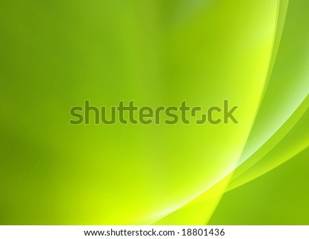 abstract background with glow with curves
