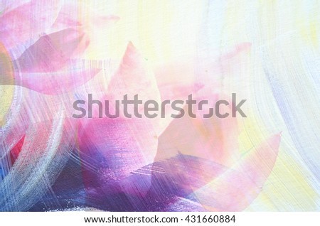 Abstract background with modern hand drawing design. Blurred light trails background. Scratched textured abstract pattern. Grunge background. Art avant-guard wallpaper. - stock photo