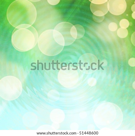 abstract background with round effect with overlapping dots