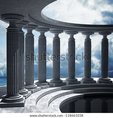 Greek Temple Stock Photos, Images, & Pictures | Shutterstock