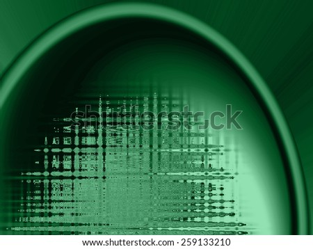 Abstract background with sound wave like properties - stock photo