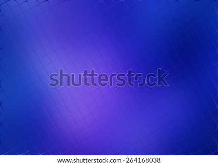 Abstract background with square tiles effect - stock photo