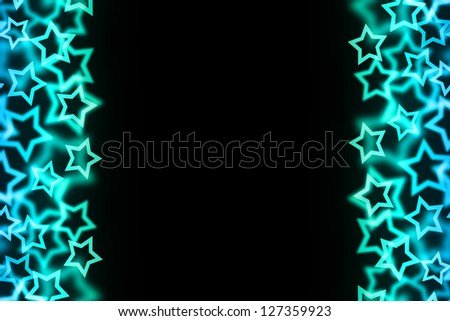 abstract background with star texture blank for text