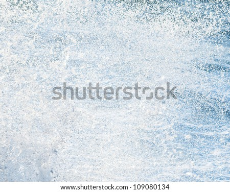 Abstract background with the water splash - stock photo