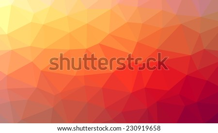 Abstract background with triangles. Raster  - stock photo