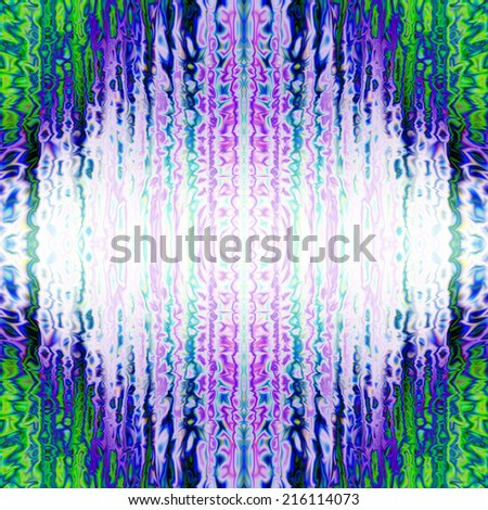 abstract background with vibrating spotty streams