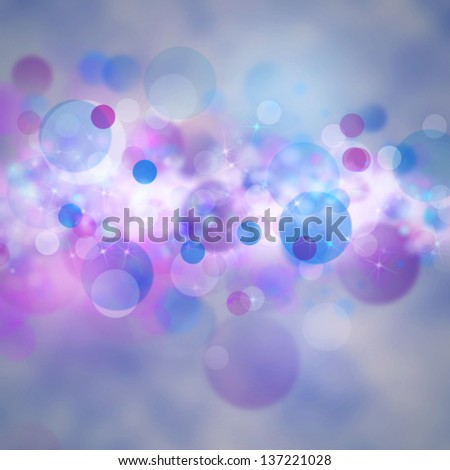 Abstract backgrounds with beauty bokeh for your design - stock photo