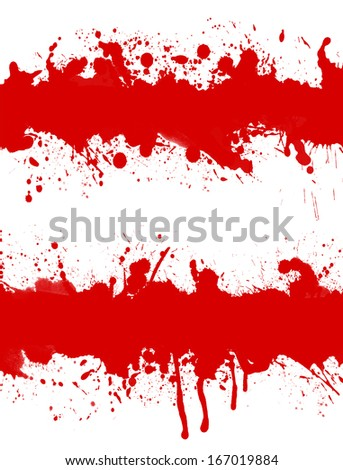 Abstract banner - stock photo