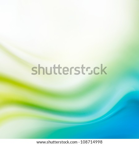 Abstract Beach with place for text - stock photo