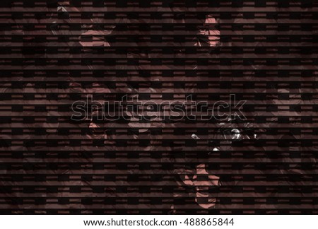Abstract beautiful brown elegant background. illustration beautiful.