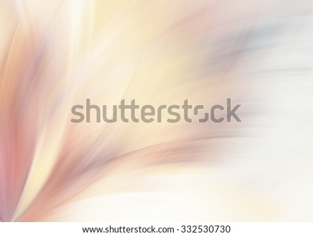 Abstract beautiful pink and yellow color background. Nice painting texture. Soft pattern with lighting effect. Fractal artwork for creative graphic design - stock photo
