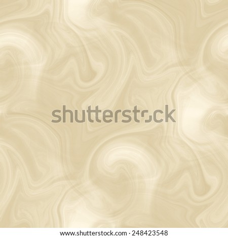 abstract beige background many swirls texture (seamless pattern)