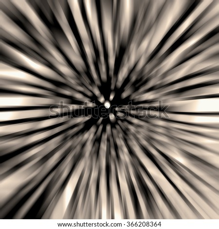Abstract bitmap background. Monochrome composition of blurry overlapping elements.