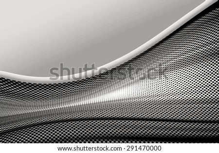 abstract  black and white background with motion blur