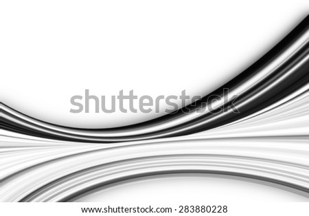 abstract  black and white color background with motion blur