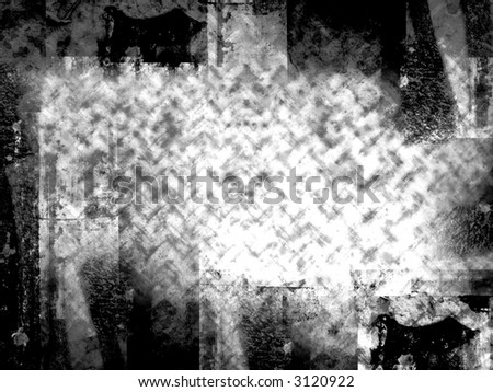 abstract black and white pattern texture