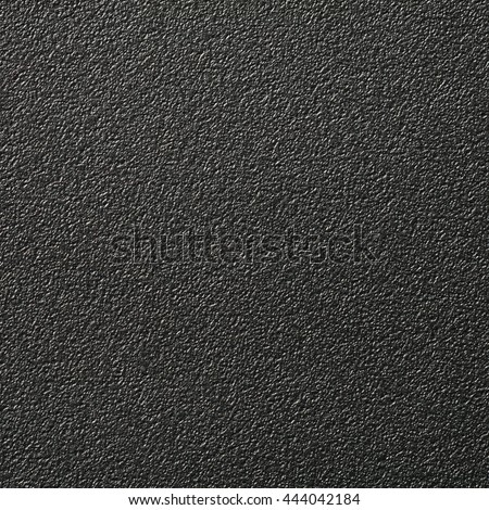 Abstract black color rough plastic or pvc texture background